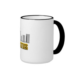 Improve Your Status or Business Process as Concept Ringer Mug