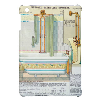 Improved Baths and Showers from a catalogue of san Cover For The iPad Mini