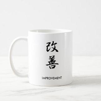 Improvement - Kaizen Coffee Mugs