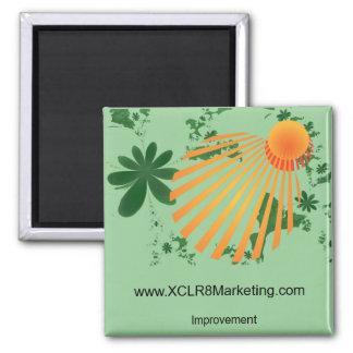 Improvement square magnet