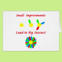 Improvement Success Card