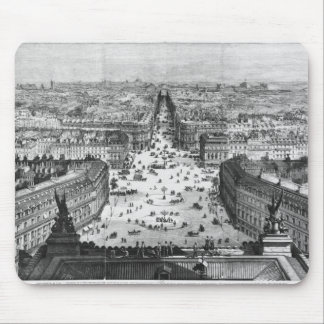 Improvements to Paris Mouse Pad