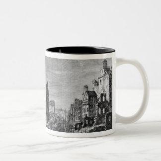 Improvements to Paris Two-Tone Coffee Mug