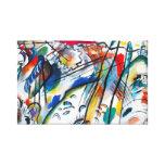 Improvisación 28 de Kandinsky Impresión En Lona