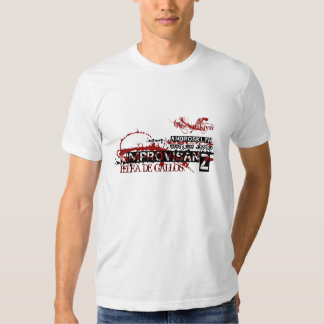 IMPROVISAN2 DESIGN copy, androsklyn tira po cop... T-Shirt