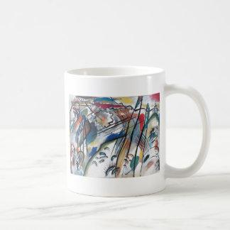 Improvisation 28 classic white coffee mug