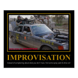 Improvisation Poster