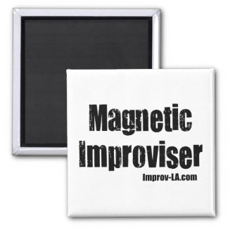 Improviser magnético imán cuadrado