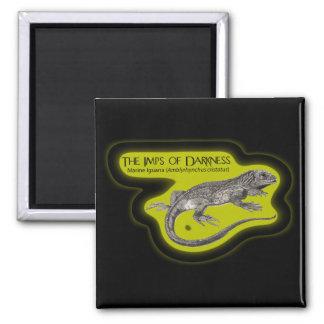 Imps of Darkness (on Dark) Magnet