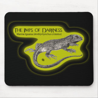 Imps of Darkness (on Dark) Mousepads