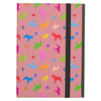 Impudent Frenchie sample Cover For iPad Air