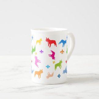 Impudent Frenchie sample Tea Cup