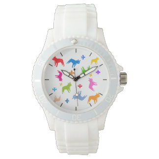 Impudent Frenchie sample Wrist Watches