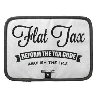 Impuesto único organizadores