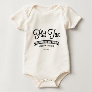 Impuesto único traje de bebé