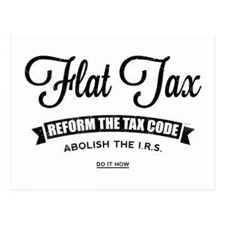 Impuesto único postales