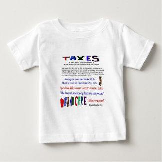 Impuestos americanos remera