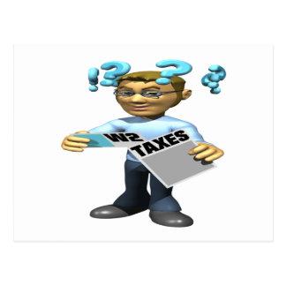 Impuestos de la limadura postales