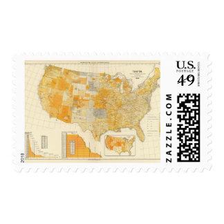 impuestos de los países a la evaluación evaluada sellos