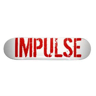 IMPULSE DECK RED