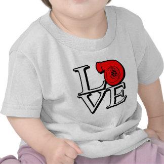 Impulse el amor camisetas