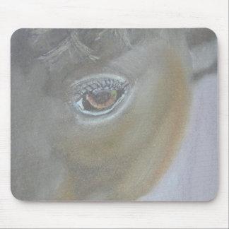 Impulse mi ego - pintura del caballo mousepad