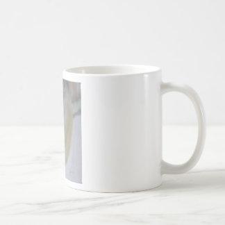 Impulse mi ego - pintura del caballo taza de café