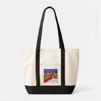 Impulses carrying bag glad Christmas