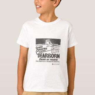 Impulsión de Dearborn adentro Playera
