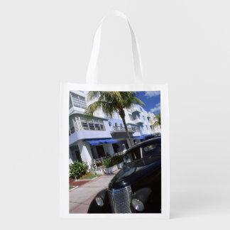 Impulsión del océano, Miami Beach la Florida Bolsa Para La Compra
