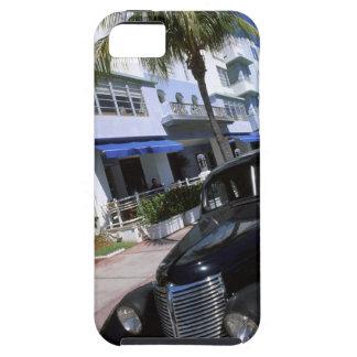 Impulsión del océano, Miami Beach la Florida iPhone 5 Carcasas