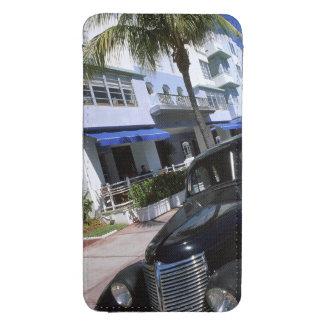 Impulsión del océano, Miami Beach la Florida Funda Acolchada Para Galaxy S4