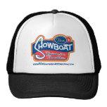 Impulsión del Showboat en gorra del camionero