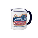 Impulsión del Showboat en taza del campanero