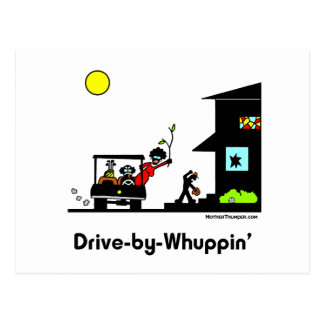 Impulsión-Por-Whuppin Tarjetas Postales