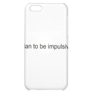 Impulsive Cover For iPhone 5C