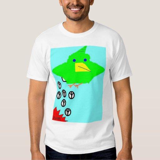 Impulso de la paz (ningún título) camisas