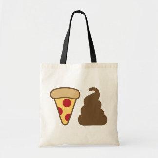 Impulso de la pizza bolsas