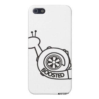 Impulso de Turbo iPhone 5 Fundas