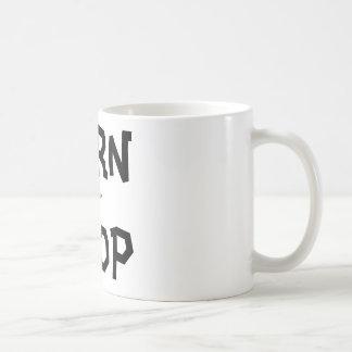 IMPULSO DEL MAÍZ TAZA DE CAFÉ