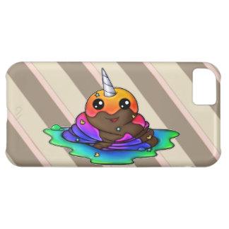 Impulso del unicornio del arco iris funda para iPhone 5C