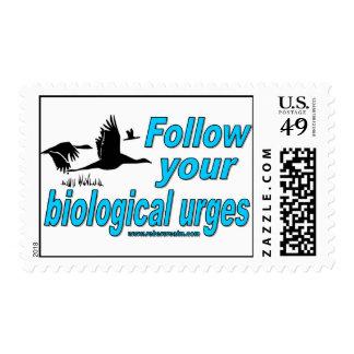 Impulsos biológicos franqueo