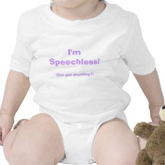 I'mSpeechless!, (You got anything?) T Shirts