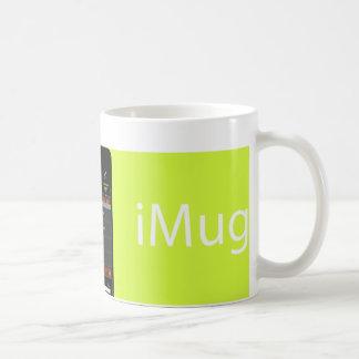 iMug AllLime Classic White Coffee Mug