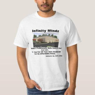 """iMz """"Pa$$ionate Auto Care"""" ad T Shirt"""