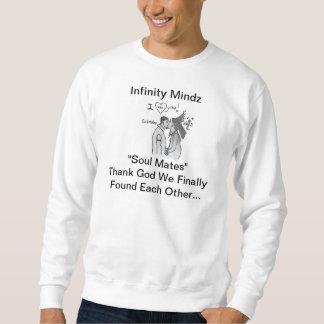 "iMz ""Soul Mates"" ad Sweatshirt"