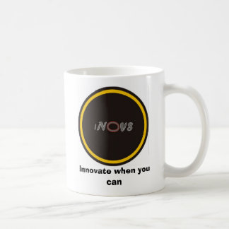 in0v8, Innovate when you can Mugs