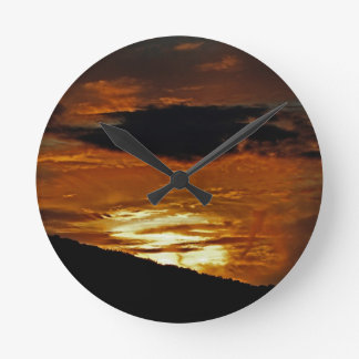 In A Blaze of Cloud Clock