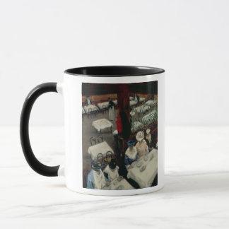 In a Cafe, 1905 Mug