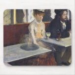 In a Cafe, or The Absinthe, c.1875-76 Mousepad